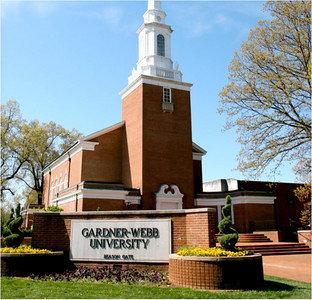 The Dover Chapel: One of the signature buildings on campus, the Chapel symbolizes Gardner-Webb's enduring commitment to Christian principles and spiritual growth.  The chapel hosts a variety of spiritual activities throughout the year, including The Verge, a weekly student-led worship service that challenges and encourages students to live out their faith on campus.  The Chapel also houses a prayer room that is always available to students, no matter the time.