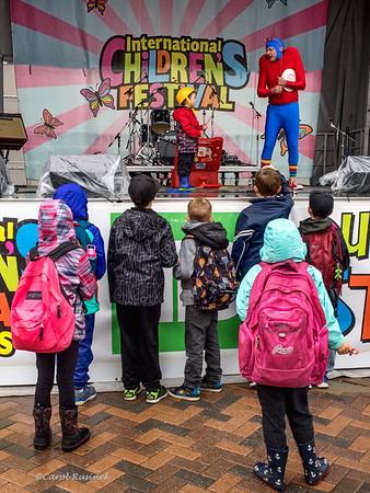 St Albert Children's Festival 2018