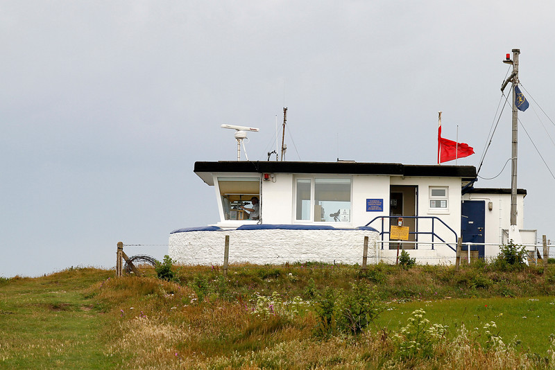 National Coastwatch Institution   -   St Aldhelm's Head Coastguard Lookout