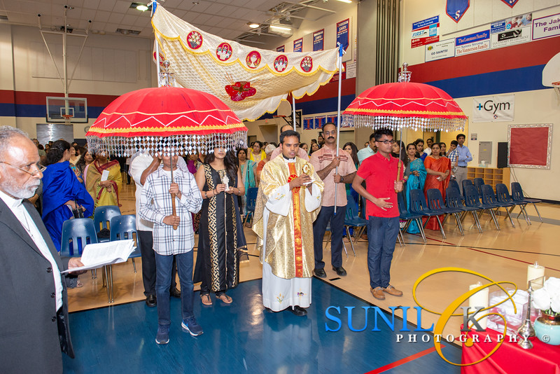 St. Anthony of Padua Feast at St Laurence Church