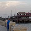 St. Augustine Selfie on Waterfront