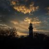 St. Augustine Lighthouse Before Sunrise