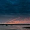 St. Augustine Harbor at Sunrise