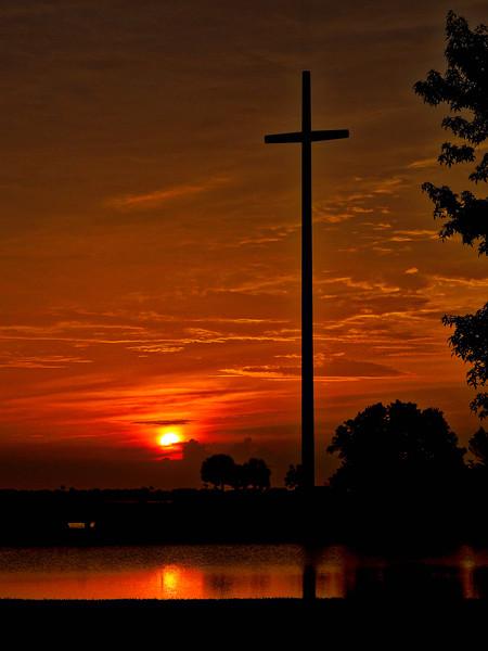 Sunrise at Nombre de Dios