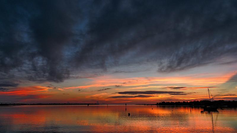 Matanzas River at Sunrise