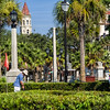 Miniature Golf in historic  St. Augustine