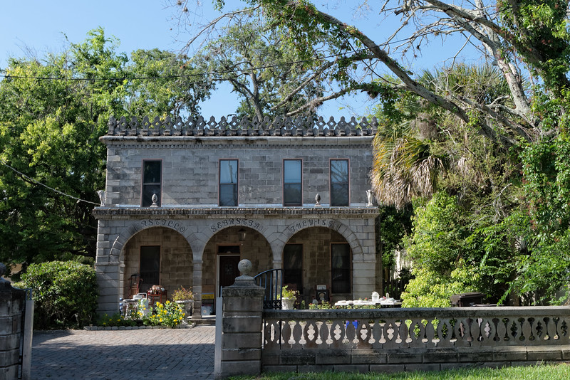 Old Mission Ave, St. Augustine