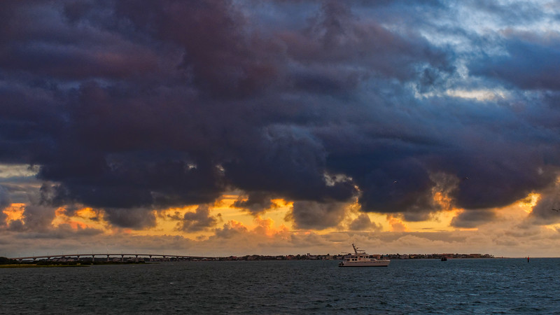 Matanzas Bay at Sunrise