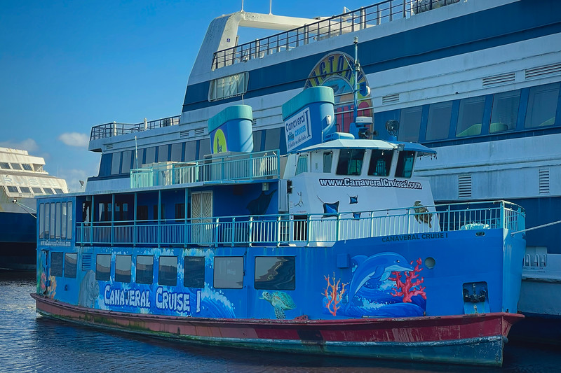 Canaveral Cruise Casino Ship