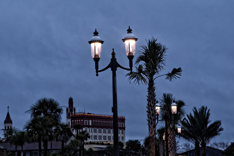 Early Morning in St. Augustine