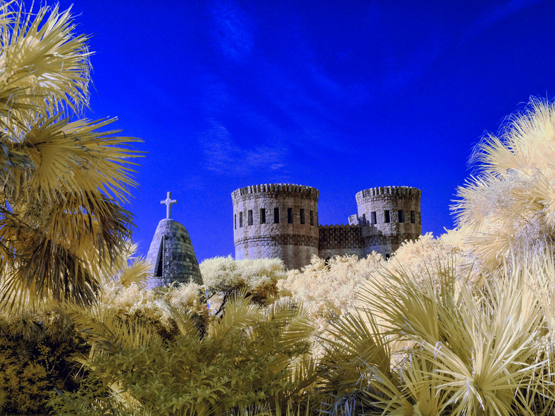 Castle Otttis, Vilano Beach, Florida