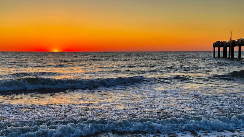 St. Augustine Beach Sunrise