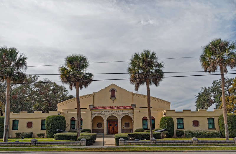 St. Augustine Armory
