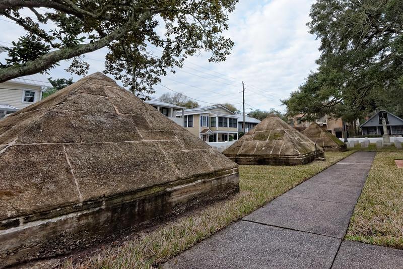St. Augustine's Pyramids
