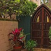 Another Garden Gate in Old Town