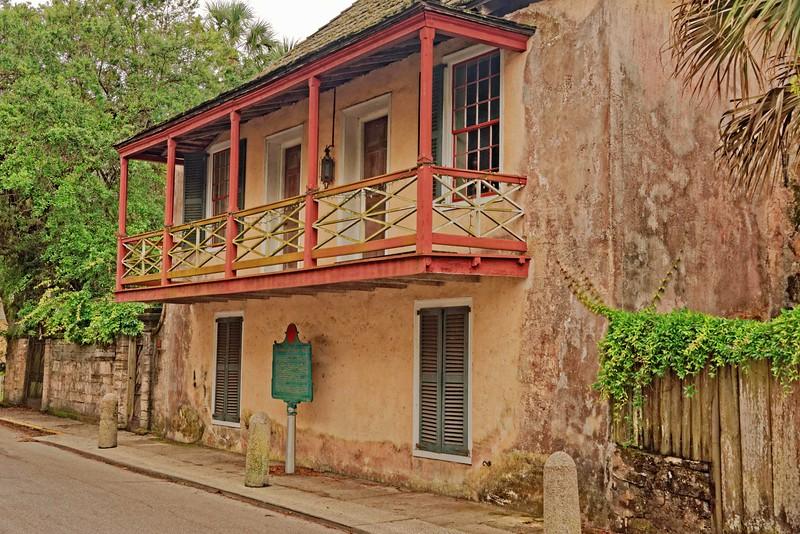 The Llambias House, 1763