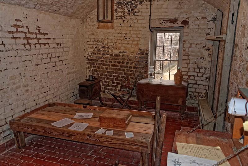 Officer's quarters, Fort Jackson