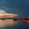 Bridge of Lions over Matanzas Bay at sunrise