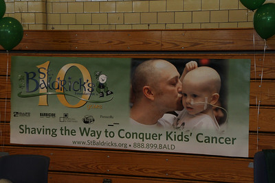 St Baldrick -   Shaving the Way !!