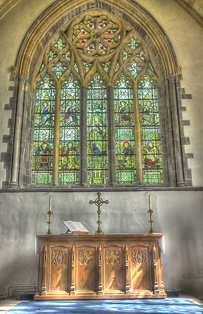 Lady Chapel, St David's cathedral