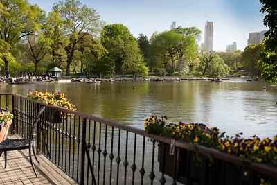 St. Ignatius Gala Loeb Boat House Central Park