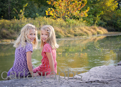 Girls on the Riverbank-1