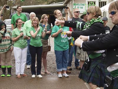 St. Patrick's Day Parade 3-12-16