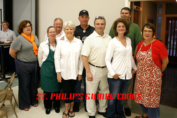 St. Philip's Gumbo Throwdown 2012