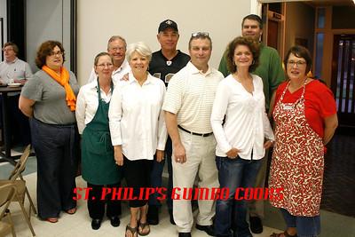 St. Philip's Gumbo Throwdown 2012