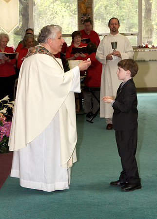 St. Susanna First Holy Communion 2011
