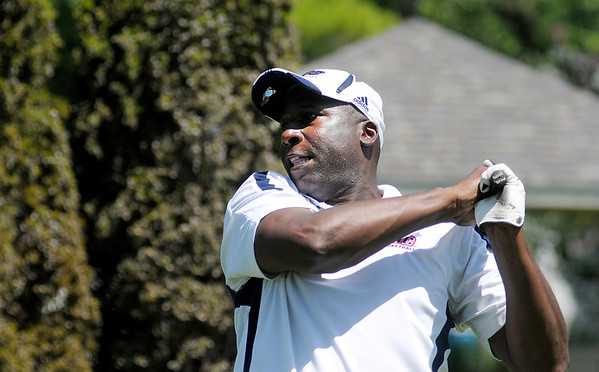 St. Vincent Anderson Regional Hospital Foundation Children's Clinic Golf Classic at the Anderson Country Club on Tuesday.