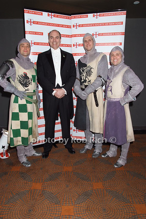 John Shannon, Broadway Knights of Monty Python's Spamalot photo by Rob Rich © 2008 robwayne1@aol.com 516-676-3939