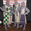Broadway Knights of Monty Python's Spamalot<br /> photo by Rob Rich © 2008 robwayne1@aol.com 516-676-3939