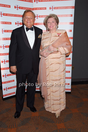 Robert Bradford, Barbara Taylor Bradford photo by Rob Rich © 2008 robwayne1@aol.com 516-676-3939
