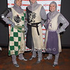 Broadway Knights of Monty Python's Spamalot<br /> photo by Rob Rich © 2008 robwayne1@aol.com 516-676-3939