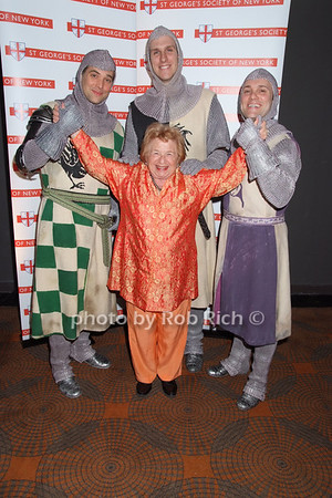 Dr.Ruth Westheimer, Broadway Knights of Monty Python's Spamalot photo by Rob Rich © 2008 robwayne1@aol.com 516-676-3939