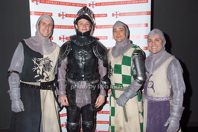 St.George & the Broadway Knights of Monty Python's Spamalot photo by Rob Rich © 2008 robwayne1@aol.com 516-676-3939