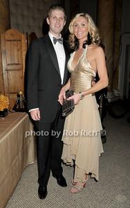 Eric Trump, Laura Yunaska photo by Rob Rich © 2009 robwayne1@aol.com 516-676-3939