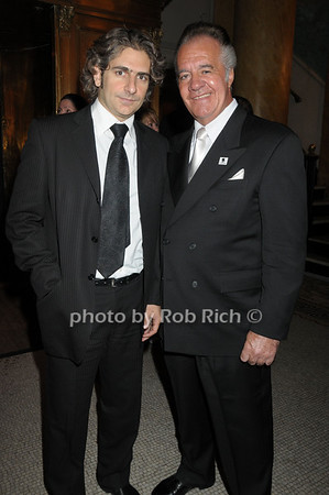 Michael Imperoli, Tony Sirico<br /> photo by Rob Rich © 2009 robwayne1@aol.com 516-676-3939