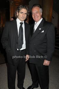 Michael Imperoli, Tony Sirico photo by Rob Rich © 2009 robwayne1@aol.com 516-676-3939