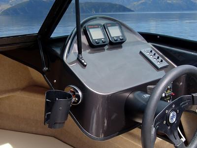 Stabicraft 2050 fish'r demo boat w/Tallon accessories