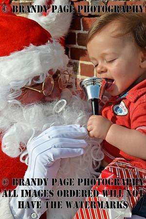 Stacey Henley Santa Photos