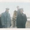 Edward Stack, Leonard Brengman, Anna Knops Stack.
