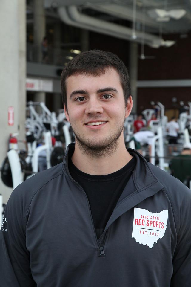 Scott Huston, Personal Trainer