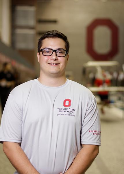 RecSports Aquatic Staff Headshots