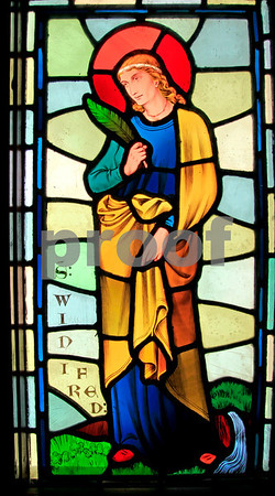 Stained Glass: Castell Coch,Wales: Pack 1