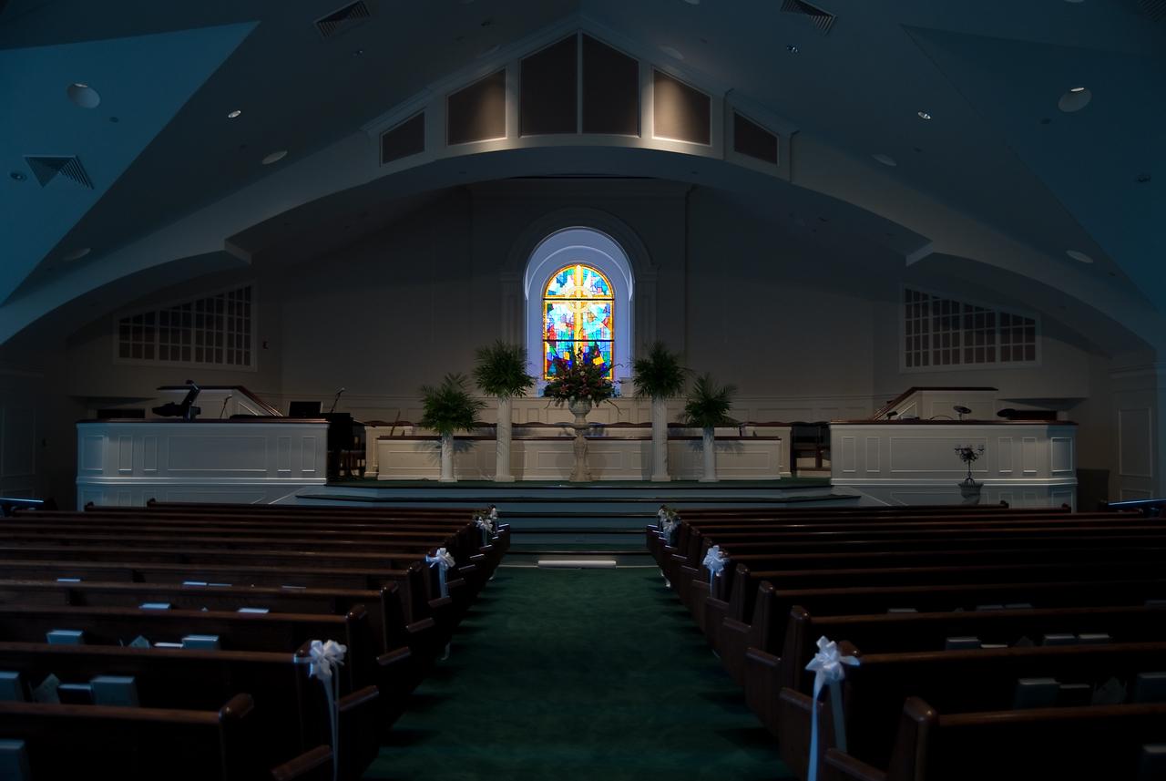 Evangel Presbyterian Church, Alabaster, Alabama