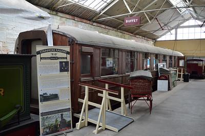 LNER Gresley Buffet Car 99054  26/07/14.