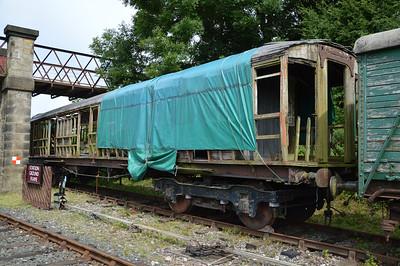 LNER BFK 4163  26/07/14.