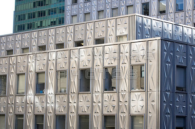 This is a photo of the side of the mobil oil bldg on 42nd street. It is a simple photo but I like the texture.